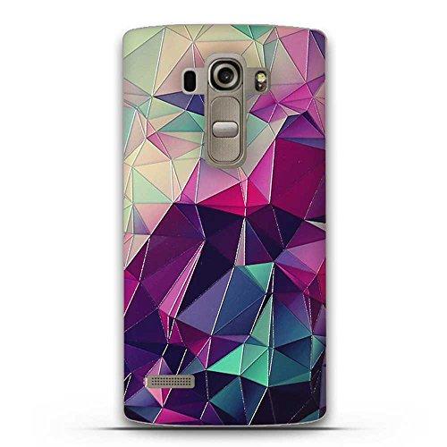 FUBAODA für LG G4S(G4 Beat) Hülle, 3D Erleichterung Fantasie Muster TPU Case Schutzhülle Silikon Case für LG G4S(G4 Beat)