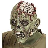 WIDMANN vd-wdm96575Máscara Cabeza Completa Zombie Chirurgia, talla única