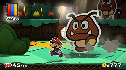 ペーパーマリオカラースプラッシュ-WiiU