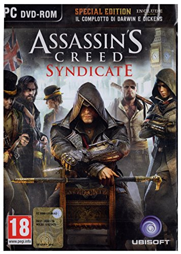 ASSASSIN'S CREED SYNDICATE - SPECIAL EDITION PC