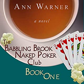 The Babbling Brook Naked Poker Club, Book One audiobook cover art