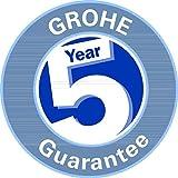 GROHE Grohtherm Brause- und Duschsysteme – Brausegarnitur Unterputz 34614000 - 2