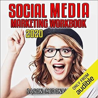 Social Media Marketing Workbook 2020 cover art