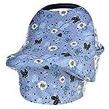 Hivexagon Mantas de Lactancia Multiusos Funda para Amamantar al Bebé para...