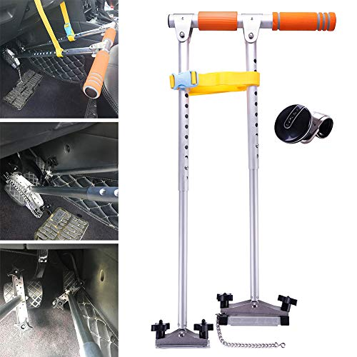 Niome Handicap Driving Hand Control Disabled Driving Handicap Aid Equipment for Vehicles, Cars
