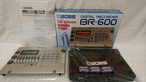 8トラック・デジタル・レコーダー BR-600