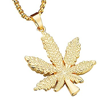 Best gold weed chain Reviews