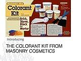 Masonry Cosmetics Brick Staining - Colorant Kit