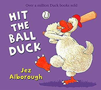 Paperback Hit the Ball Duck Book