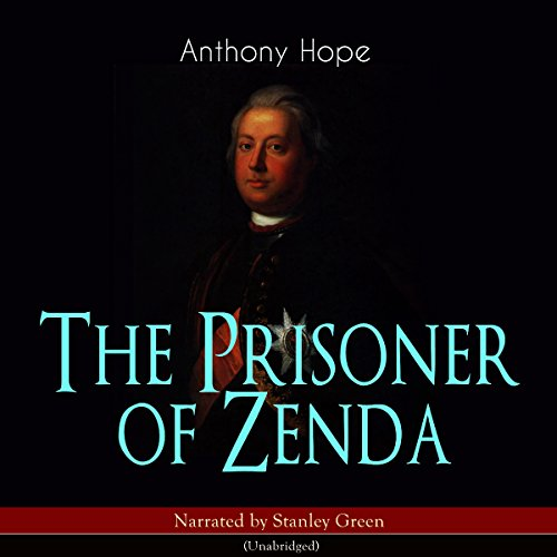 The Prisoner of Zenda (Zenda 1) audiobook cover art