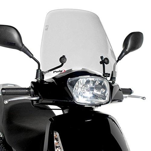 Puig 5874H Windschutzscheibe Traffic Peugeot Tweet 50/125
