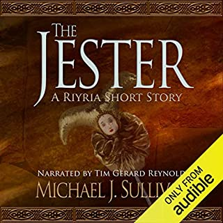 Page de couverture de FREE: The Jester (A Riyria Chronicles Tale)