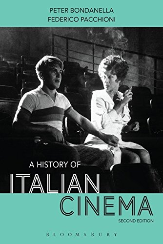 Compare Textbook Prices for A History of Italian Cinema 2 Edition ISBN 9781501307638 by Bondanella, Peter,Pacchioni, Federico