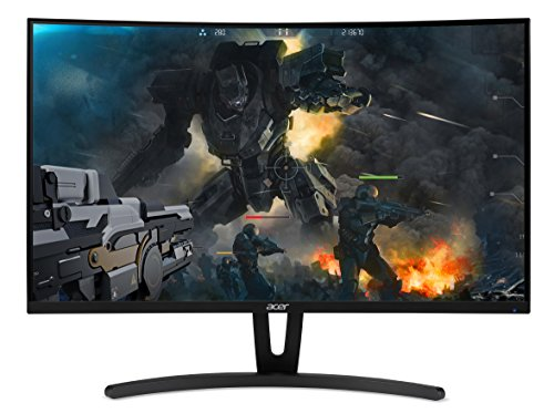 "Acer Gaming Monitor 27"" Curved ED273 Abidpx 1920 x 1080 144Hz Refresh Rate G-SYNC Compatible..."