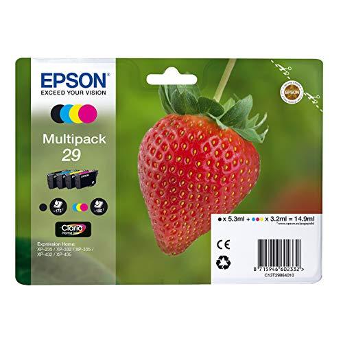 Epson C13T29864022 cartuccia d'inchiostro Multi