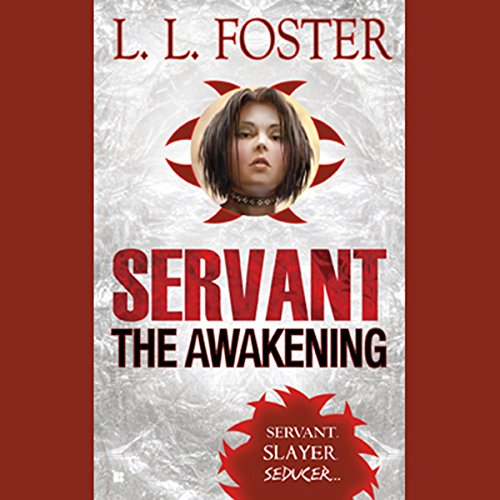 Servant: The Awakening audiobook cover art