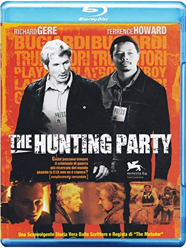 The hunting party [Blu-ray] [IT Import]