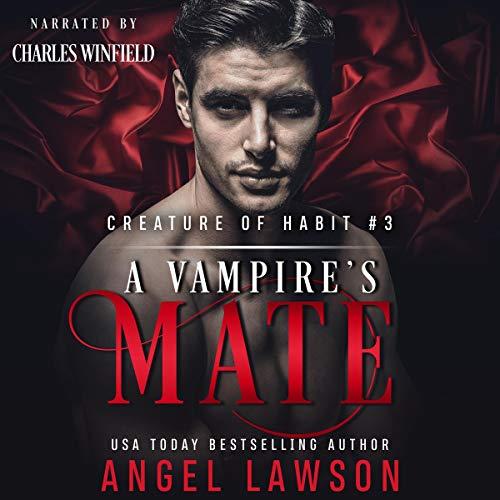 A Vampire's Mate audiobook cover art