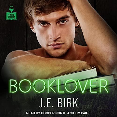 Booklover cover art