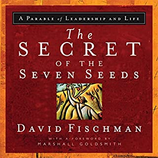 The Secret of the Seven Seeds audiobook cover art