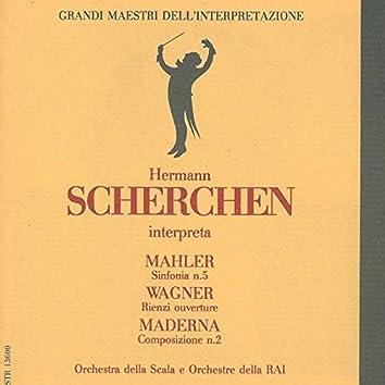 Grandi maestri dell'interpretazione: Hermann Scherchen (Live)