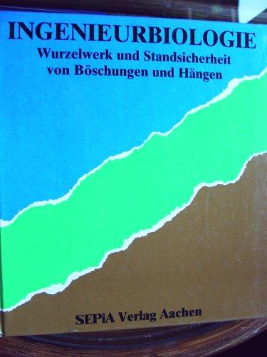 Ingenieurbiologie. Wurzelwerk und Standsicherheit von Böschungen und Hängen, Jg 2/1985