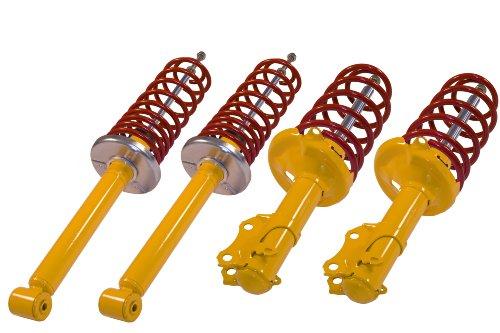 TA-Technix Kit Suspension Amortisseurs + Ressorts Courts En -40Mm/-40Mm Sauf 4 Roues Motrices Et Break