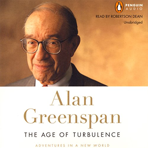 The Age of Turbulence audiobook cover art