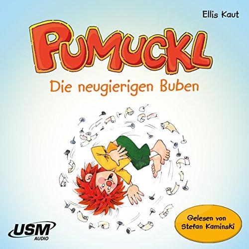 Die neugierigen Buben audiobook cover art