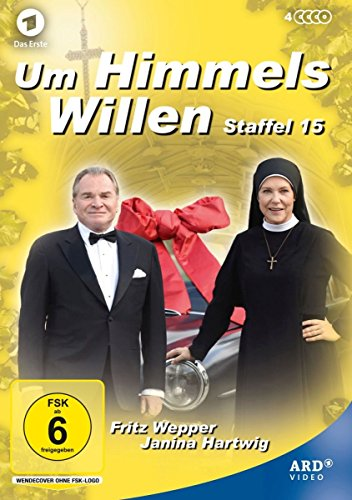 Um Himmels Willen - Staffel 15 [4 DVDs]