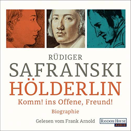 Hölderlin audiobook cover art