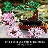 Zoom IMG-1 lego creator expert albero bonsai