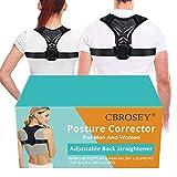 Correcteur de posture pour homme et femme, correcteur de posture, support...