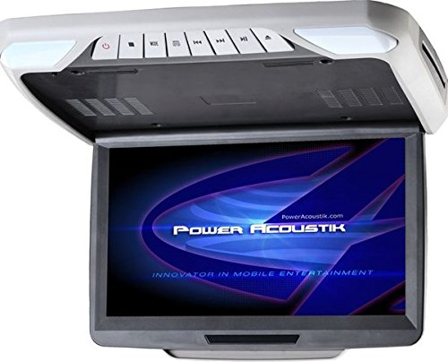 """Power Acoustik PMD-143H Ceiling Mount DVD Overhead with 14.3"""" LCD/MobileLink"""