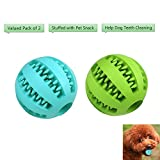 Best Dog Teething Toys Balls Durable Dog IQ Puzzle Chew Toys for Puppy