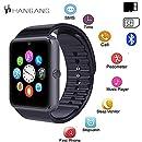 BraceTek - Reloj Inteligente Smartwatch Bluetooth 4.0 con Camara y ...