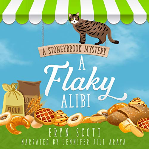 A Flaky Alibi Audiobook By Eryn Scott cover art