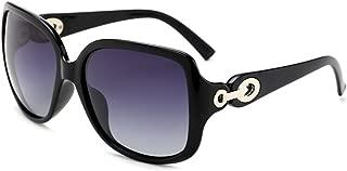 Luxury Polarized Sunglasses Retro Eyewear Oversized Goggles Eyeglasses