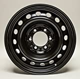 RTX, Steel Rim, New Aftermarket Wheel, 17X7, 6x139.7, 106, 14, black finish X99441N