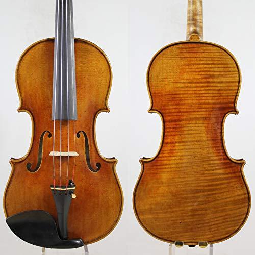 ZNYD 60-y Antiguo Spruce increíble! 1 PC de Nuevo! Suelo Violín 4/4 Violino Copiar, Toda la Madera Europea