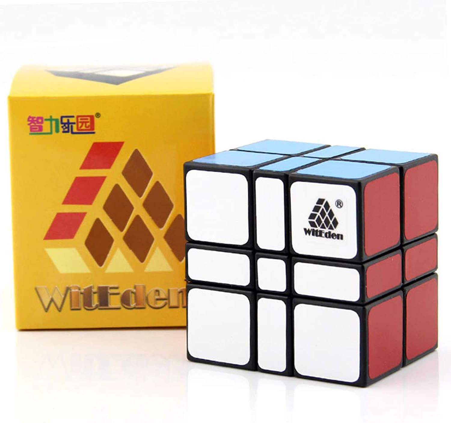 Zauberwürfel Uneven 3x3x2 Solid Cube Professional Speed Puzzle 332 Rubik es Cube Educational Toy B07NV5FGNP Toy Story     | Schöne Farbe