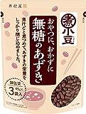井村屋 無糖のあずき 3袋入り135g×5個