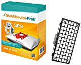 Staubbeutel-Profi - 10 bolsas de aspiradora + 1HEPA adecuada