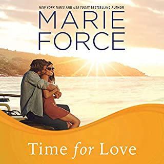 Time for Love     Gansett Island Series, Book 9              Written by:                                                                                                                                 Marie Force                               Narrated by:                                                                                                                                 Holly Fielding                      Length: 9 hrs and 9 mins     1 rating     Overall 5.0