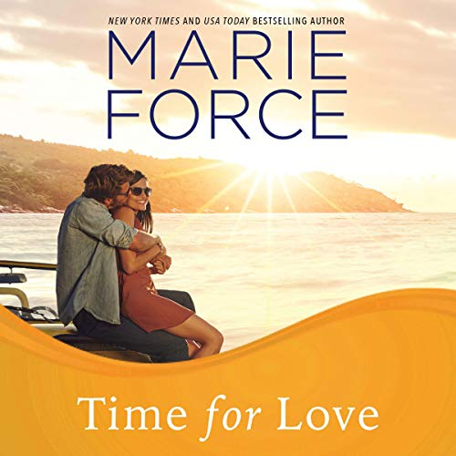 Time for Love audiobook cover art