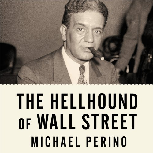 The Hellhound of Wall Street audiobook cover art