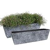 Long Window Planter Box