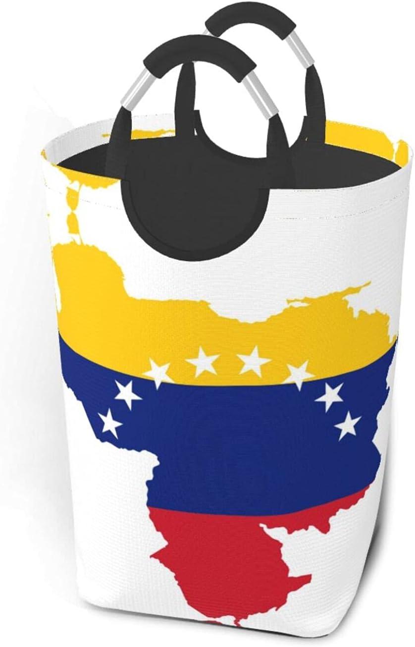 Venezuela ! Super beauty product restock quality top! Great interest Flag Large Dirty Bag Clothes Ba Portable