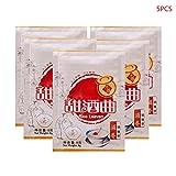 ATATMOUNT 5 Packs Riz Chinois Vin de Fermentation Start-up Levure en Poudre Saveur Matériel de Production Fait Maison