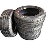 Set of 4 (FOUR) Fullway HP208 All-Season Performance Radial Tires-205/70R15 205/70/15 205/70-15 96H Load Range SL 4-Ply BSW Black Side Wall
